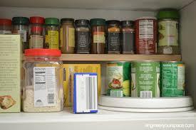 easy extra kitchen cabinet shelf