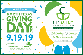 Giving Day North Texas Giving Day 2019