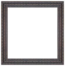 antique black frame. Old Antique Black And Gold Square Frame Isolated Decorative Carved Wood  Stand O