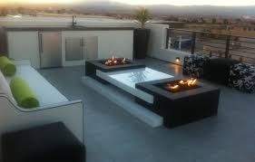 Homemade Modern Fire Pit  Fire Pit Design IdeasModern Fire Pit