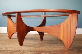 g plan astro oval coffee table