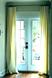 french door blinds shades window for doors coverings treatments with half glass ikea