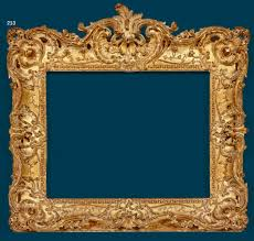antique picture frames. Lot 2013: French Rococo Frame, 18th Century Antique Picture Frames T