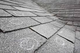 how to repair roof shingles. Perfect Shingles Asphalt Roofing Shingles Requiring Repair Are Marked On This Roof You Can  Extend The Life Inside How To Repair Roof Shingles X