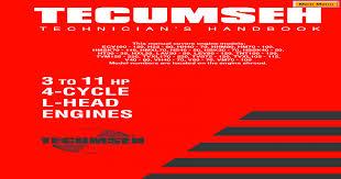 Tecumseh Engines Pdf Document