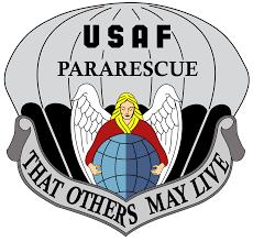united states air force pararescue emblem svg