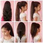 Причёски в школу для девочек 12 лет своими руками