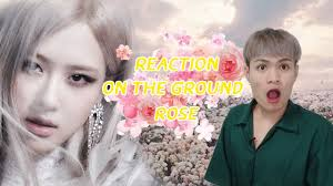 On the ground - Rose | Reaction (Thai)