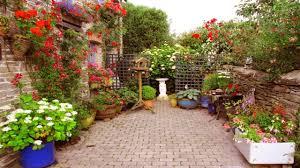 patio gardens. Simple Gardens Small Patio Gardens  With Patio Gardens