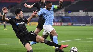 Manchester City eine Nummer zu groß für Gladbach: Die Champions League im  TICKER zum Nachlesen