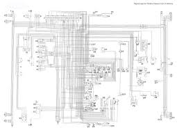 electrical diagrams Allison 2000 Series Wiring Schematic pantera early pre l model allison 2000 wiring schematic