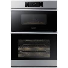 dacormodernist30 combination double wall oven