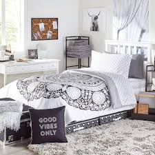 Erin Andrews Essential Bedding Collection - Twin XL Bedding and ... & Erin Andrews Essential Bedding Collection - Twin XL Bedding and Bath Set Adamdwight.com