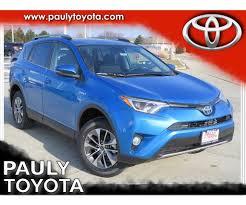 New 2018 Toyota RAV4 Hybrid XLE 4D Sport Utility in Crystal Lake ...