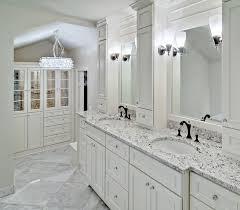 White bathroom cabinets with granite Giallo Veneziano Bathroom Design Bathroom Vanity Countertops White Ice Granite Countertop Youtube White Ice Granite Countertops For Fantastic Kitchen Decor