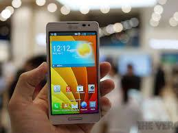 LG Optimus F7 hands-on - The Verge