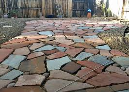 flagstone patio cost. Wonderful Patio Marvelous Design Cost Of Flagstone Patio Tasty Acme Sand Amp  GravelTucsonFlagstone5202966231 In T