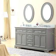 inch double sink vanity water creation derby cashmere grey bathroom 70