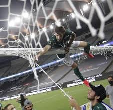 Siegtor in der 99. Minute: Palmeiras jetzt Bayern-Rivale - WELT