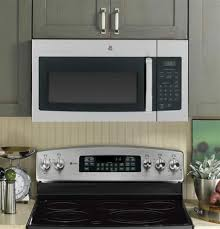 ge over the stove microwave.  Over GE JVM3160RFSS  Lifestyle View Stainless Steel Throughout Ge Over The Stove Microwave