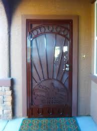 metal security screen doors. Iron Security Screen Doors Las Vegas Metal O
