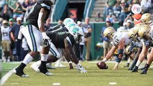 Cameron Sample Football Tulane University Athletics