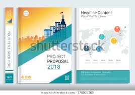 Project Proposal Presentation Project Proposal Template Presentation Infographics Elements