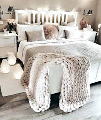 gray and blush bedroom room decor gold furniture living navy