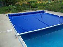 the patented powertrak semi automatic swimming pool cover system is an engineering masterpiece and the only semi automatic pool cover on the market