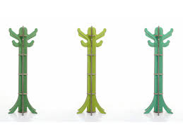 Coat Rack Rental Nyc Urban Tree Groopti Unveils Colorful New Recycled Cardboard Coat 97