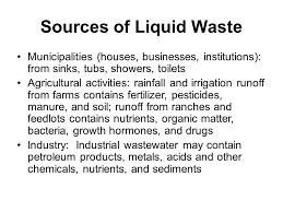 Liquid Waste Management - Ppt Video Online Download