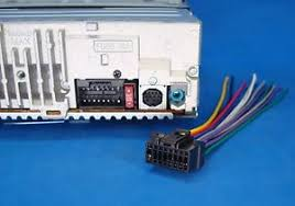 new sony pin radio wire harness car audio stereo power plug image is loading new sony 16 pin radio wire harness car