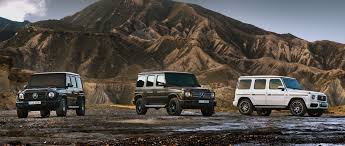 Newly designed seats in the finest the black accents either create exciting contrasts or enable a completely black look for the first time. Mercedes Benz G Class World