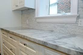 image of white quartz countertops