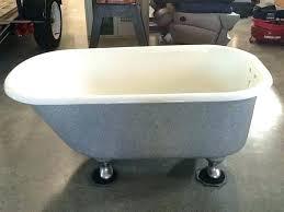 clawfoot tub refinishing kit impressive photo gallery refinished bathtubs