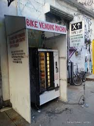 Bicycle Vending Machine Extraordinary Daily What Bike Vending Machine In Brooklyn At Time's Up