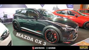 Mazda CX 3 2017 Modified Specs - YouTube