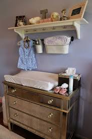 ... 28 Changing Table And Station Ideas That Are Functional And Cute With Mirrored  Changing Table ...