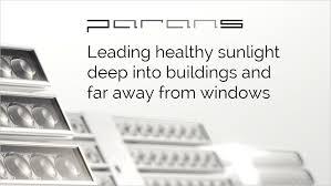 parans solar lighting solar fiber