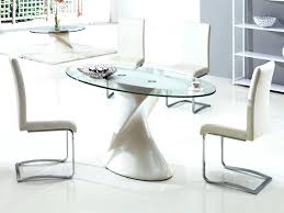 mesmerizing dining table unique glass room tables unusual round in intended for the stylish in addition to lovely entranching white marble round dining