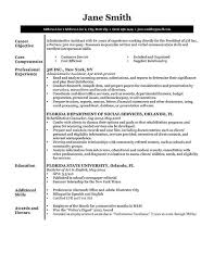 Great Examples Of Resumes Enchanting Good Resume Example Examples Resumes Great Swarnimabharathorg