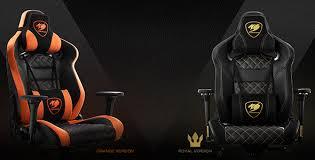 <b>кресло COUGAR</b> Throne
