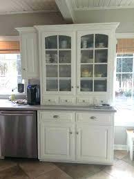 corner buffets hutches antique hutch cabinet kitchen and buffet small furniture canada