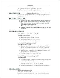 Resume Professional Job Template Career Objective Examples Word ...