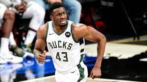 NBA Finals: Bucks' Thanasis ...