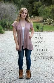 ojai wrap debut at sewing rabbitt pattern member site ojai wrap pattern justine marie patterns