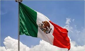 Resultado de imagen de bandera de mexico