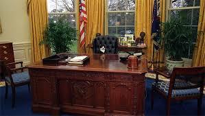 desk in oval office. Oval Office Desk In