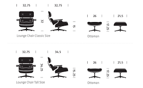 herman miller lounge chair. White Ash Eames® Lounge Chair \u0026 Ottoman Herman Miller
