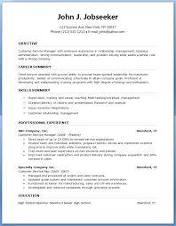 Resume Template Download Free Fascinating Resume Sample Free Resume In Word Format For Download Playcineorg